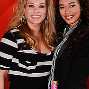 NLD/Rijswijk/20110620 - CD presentatie Patty Brard, Antje Monteiro en dochter Romy