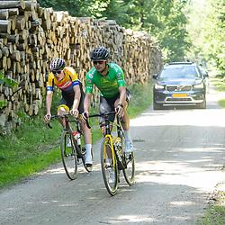 BIDDINGHUIZEN (NED) WIELRENNEN<br /> Zuiderzeeronde eerste wedstrijd Nederlandse Loterij  Clubcompetitie 2021<br /> Sven Kramer