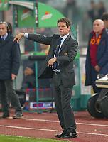 Roma 17 Dicembre 2002<br />Coppa - Italia Roma-Triestina 1-1 (5-2 dopo i rigori)<br />Fabio Capello