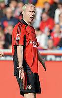 Fotball<br /> Tyskland<br /> Foto: Witters/Digitalsport<br /> NORWAY ONLY<br /> <br /> 29.03.2008<br /> <br /> Sergej Barbarez Leverkusen<br /> Bundesliga Bayer 04 Leverkusen  Eintracht Frankfurt 0:2