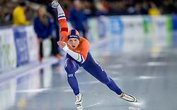 10-12-2016 NED: ISU World Cup Speed Skating, Heerenveen<br /> 1500 m men / Pim Schipper