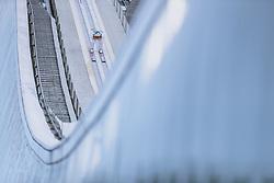 01.01.2021, Olympiaschanze, Garmisch Partenkirchen, GER, FIS Weltcup Skisprung, Vierschanzentournee, Garmisch Partenkirchen, Einzelbewerb, Herren, im Bild Antti Aalto (FIN) // Antti Aalto of Finland during the men's individual competition for the Four Hills Tournament of FIS Ski Jumping World Cup at the Olympiaschanze in Garmisch Partenkirchen, Germany on 2021/01/01. EXPA Pictures © 2020, PhotoCredit: EXPA/ JFK