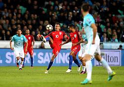 Dele Alli of England gets the ball under control - Mandatory by-line: Robbie Stephenson/JMP - 11/10/2016 - FOOTBALL - RSC Stozice - Ljubljana, England - Slovenia v England - World Cup European Qualifier