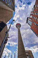 Calgary Tower from Centre Street