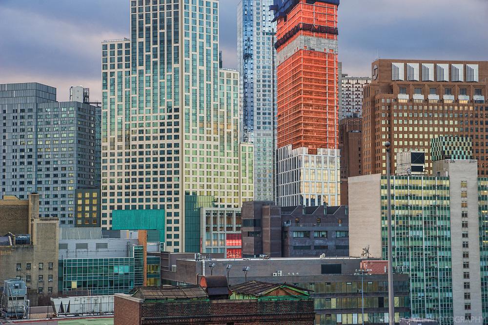 Skyscrapers of Brooklyn