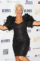 Denise Welch, The Out In The City & g3 Readers Awards, The Landmark Hotel, London UK, 25 April 2014, Photo by Brett D. Cove