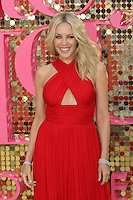 Kylie Minogue, Absolutely Fabulous: The Movie - World Film Premiere,  Leicester Square, London UK, 29 June 2016, Photo by Richard Goldschmidt