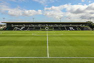 The New Lawn home of Forest Green Rovers during the Vanarama National League match between Forest Green Rovers and Bromley FC at the New Lawn, Forest Green, United Kingdom on 17 September 2016. Photo by Shane Healey.