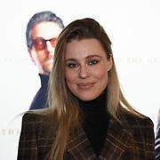 NLD/Amsterdam/20200218 - Gentleman filmpremiere. Celine Huismans