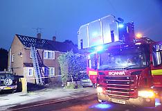 Fire Gutted Camberley