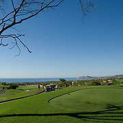 Cabo Real Golf Course. Los Cabos, BCS.