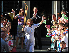 Olympic Torch No 10