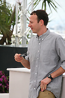 Director Amat Escalante at the Heli film photocall at the Cannes Film Festival 16th May 2013