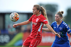 Claire Emslie of Bristol City Women - Mandatory by-line: Paul Knight/JMP - 24/09/2016 - FOOTBALL - Stoke Gifford Stadium - Bristol, England - Bristol City Women v Durham Ladies - FA Women's Super League 2