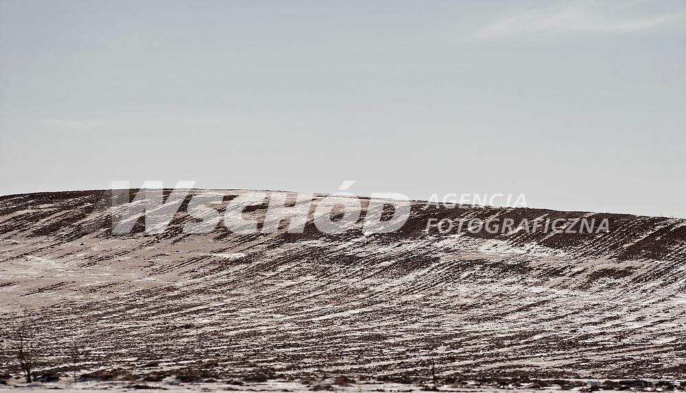 16.03.2013 zdjecie iustracyjne n/z topniejacy snieg na polach fot Michal Kosc / AGENCJA WSCHOD