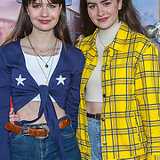 NLD/Utrecht/20190622 - Filmpremiere Toy Story 4, Sarah Nauta en Julia Nauta