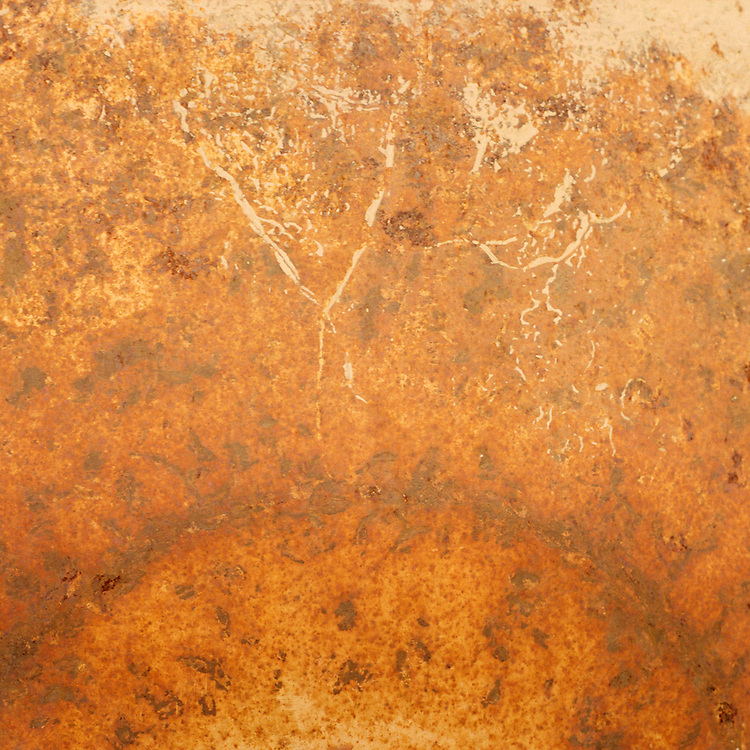 Abstract photograph of a ship hull found on dry dock