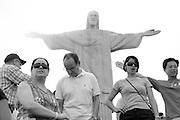 Christ the Redeemer, atop Corcovado, Rio de Janeiro