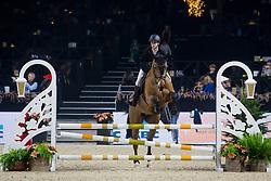 Goorden Fleur, BEL, Ginger<br /> Jumping Mechelen 2019<br /> © Hippo Foto - Sharon Vandeput<br /> 26/12/19
