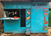 Wa - Muriithi Cafe. Dandora