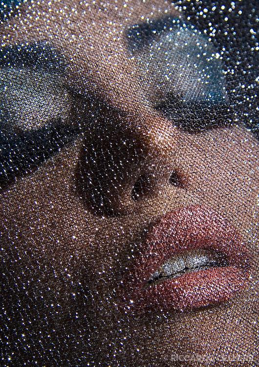 Fashion photography. Make-up artist: Maya Goldenberg. 2007.