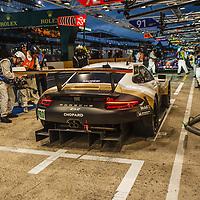 #92, Porsche GT Team, Porsche 911 RSR, LMGTE Pro, driven by: Michael Christensen, Kevin Estre, Laurens Vanthoor on 15/06/2019 at the Le Mans 24H 2019