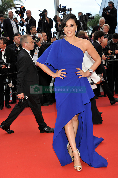 72nd Cannes Film Festival 2019, Red Carpet film A Hidden Life. 19 May 2019 Pictured: 72nd Cannes Film Festival 2019, Red Carpet film A Hidden Life Nadine Labaki. Photo credit: Pongo / MEGA TheMegaAgency.com +1 888 505 6342