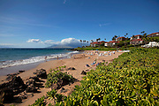 Polo Beach, Wailea, Makena, Maui, Hawaii