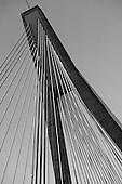 Stock Photos of the ANZAC Bridge, Sydney, Australia