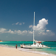 Half Moon Bay in Turks & Caicos