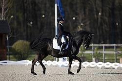 Hendrikx Suraya, BEL, Black Beauty<br /> CDI 3* Opglabeek<br /> © Hippo Foto - Dirk Caremans<br />  23/04/2021