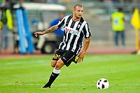Simone PEPE Juventus <br /> Bari 13/8/2010 Stadio San Nicola<br /> Trofeo Tim - Inter Juventus<br /> Foto Andrea Staccioli Insidefoto