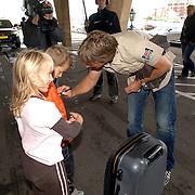 NLD/Noordwijk/20060829 - Nederlands Elftal komt bijeen voor de wedstrijd tegen Luxemburg, Edwin van der Sar