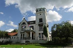 Jachtslot Mookerheide, Mook, Limburg, Netherlands