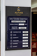ALPINE GOLF RESORTAlpine Golf Resort