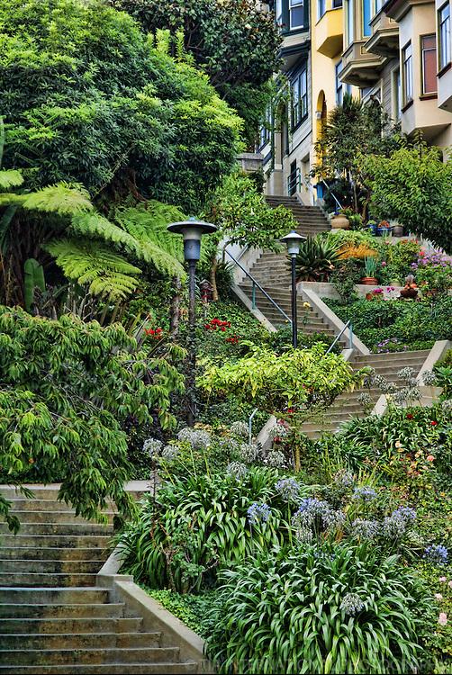 Stairways & Gardens, San Francisco