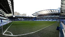 Stamford Bridge home of Chelsea FC - Mandatory byline: Robbie Stephenson/JMP - 07966 386802 - 21/11/2015 - FOOTBALL - Stamford Bridge - London, England - Chelsea v Norwich City - Barclays Premier League