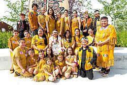 Adaka Cultural Festival 2016, Whitehorse, Yukon, Canada, Yukon First Nation Culture and Tourism Association, Kwanlin Dun Cultural Centre, Selkirk Dancers