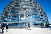Koninklijk Paar brengt een Staatsbezoek Duitsland - Dag 2
