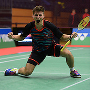 National Badminton Championships 2015