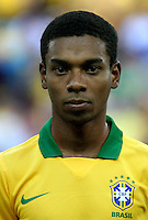 "Football Fifa Brazil 2014 World Cup / <br /> Brazil National Team - <br /> Fernando Luiz Rosa "" Fernandinho "" of Brazil"