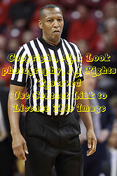 10 January 2018:  Roland Simmons during a College mens basketball game between the Loyola Chicago Ramblers and Illinois State Redbirds in Redbird Arena, Normal IL