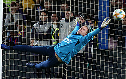 January 30, 2019 - Barcelona, Spain - Marc Andre Ter Stegen during the match between FC Barcelona and Sevilla FC, corresponding to the secong leg of the 1/4 final of the spanish cup, played at the Camp Nou Stadium, on 30th January 2019, in Barcelona, Spain. Photo: Joan Valls/Urbanandsport /NurPhoto. (Credit Image: © Joan Valls/NurPhoto via ZUMA Press)