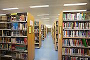Universities in Vienna, Austria..Universität Wien..The old library.