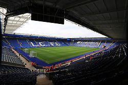 General view (GV) of the King Power Stadium - Mandatory by-line: Paul Roberts/JMP - 23/09/2017 - FOOTBALL - King Power Stadium - Leicester, England - Leicester City v Liverpool - Premier League