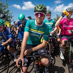 BIDDINGHUIZEN (NED) WIELRENNEN<br /> Zuiderzeeronde eerste wedstrijd Nederlandse Loterij  Clubcompetitie 2021<br /> Mitchell Mulhern