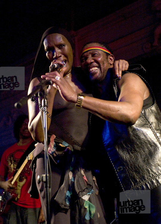 Toots and Grace Jones live at the Island 50 concert