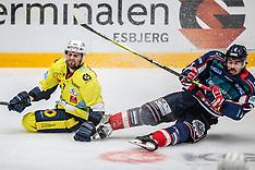 15.03.2019 Kvartfinale 4/7 Esbjerg Energy - Frederikshavn White Hawks 3:4 OT