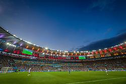 Lance da partida entre Alemanha e Argentina, válida pela final da Copa do Mundo 2014, no estádio Maracanã, no Rio de Janeiro. FOTO: Jefferson Bernardes/ Agência Preview