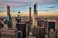 Billionaires Row, Central Park, Upper East & West Side Neighborhoods